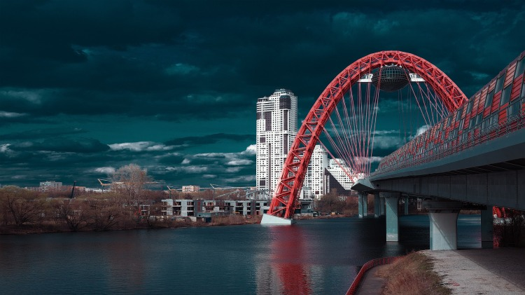 rote Brücke_Russland
